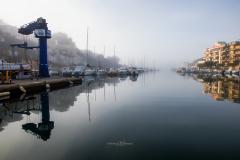 Niebla en Mallorca