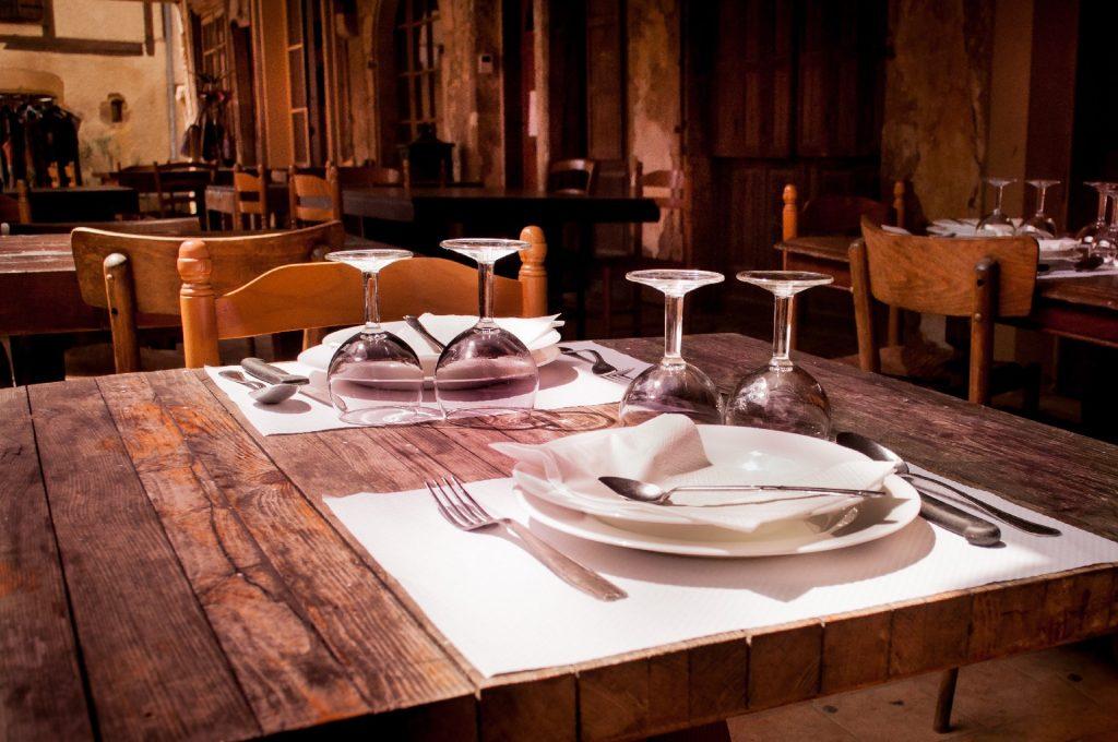 Interiores Restaurant